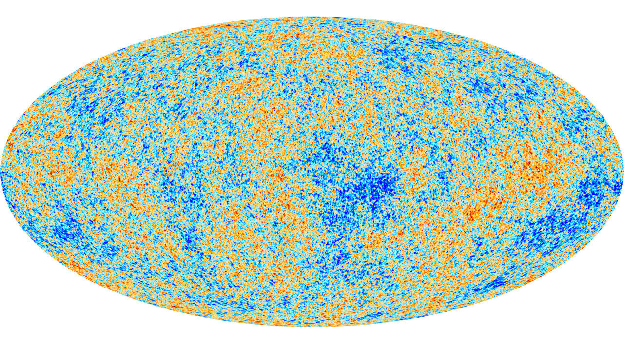 Cosmic microwave background seen by Planck