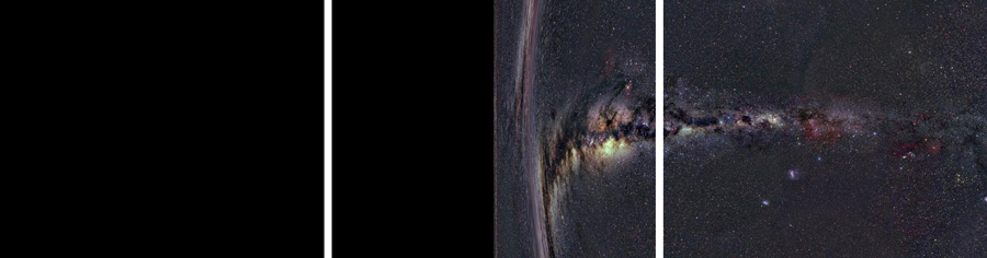 Reise in ein Schwarzes Loch: Schritt 5