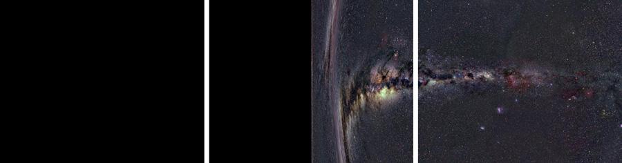 Descent into a black hole: step 5