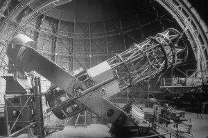 100-Inch-Teleskope Mount Wilson-Observatorium Kalifornien